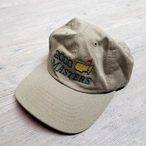 Vintage 200 Masters Golf Hat. Perfect! Rare Hat!